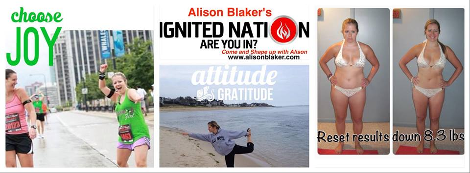 "Alison Blaker ""Stay Positive and Love Your Life!"""